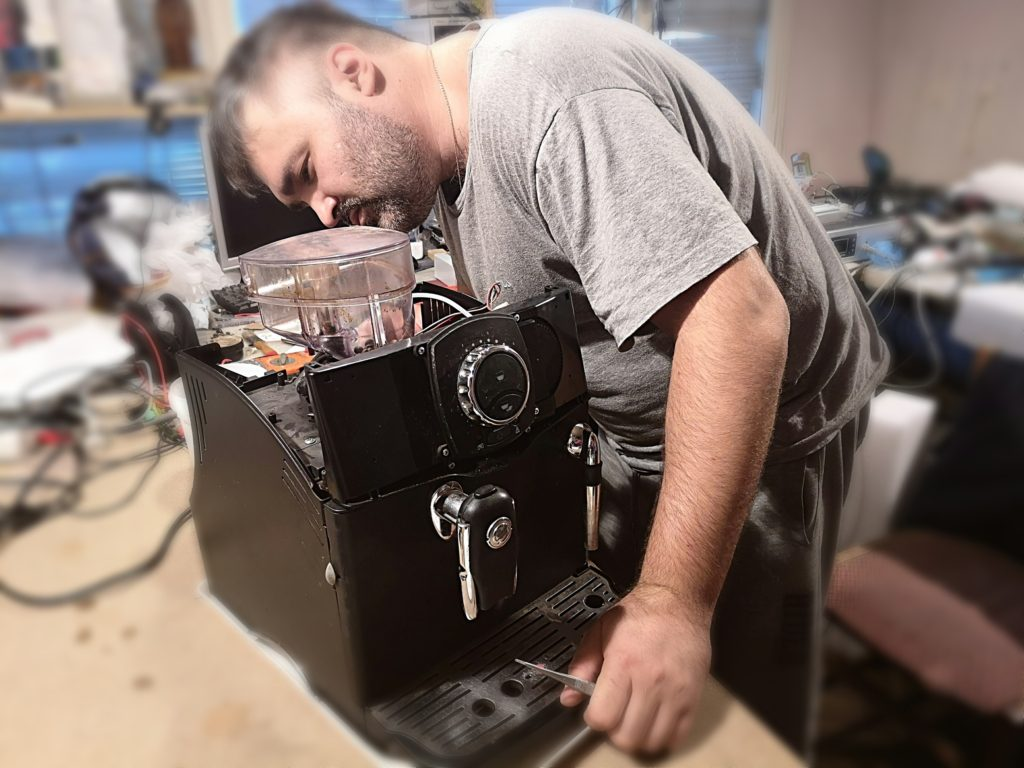 ремонт кофемашин в картинок