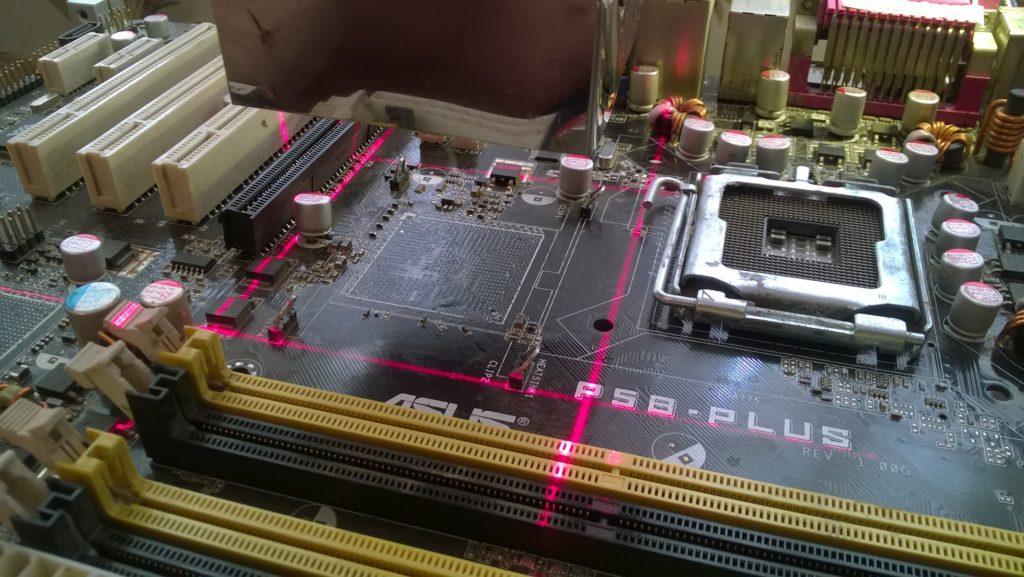 Оборудование по ремонту компьютеров
